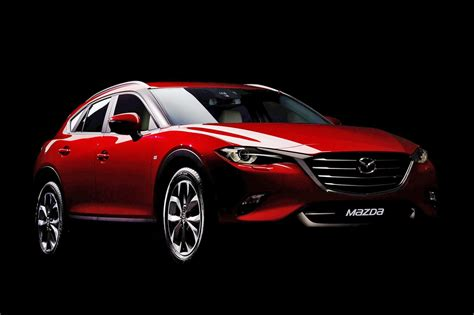 2017 Mazda Cx-4 Is New Crossover Coupe