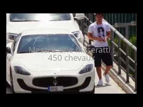 hd messi vs ronaldo salaires voitures maison
