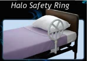 lets care our baby railhalo safety ring assisted livinghospital rail