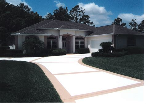driveways san diego concrete coating specialists inc