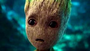 Guardians of the Galaxy 2 [GOTG 2] (2017) Baby Groot Dies ...