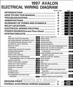33 1998 Toyota Avalon Radio Wiring Diagram