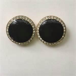 st john jewelry vintage st john earrings poshmark