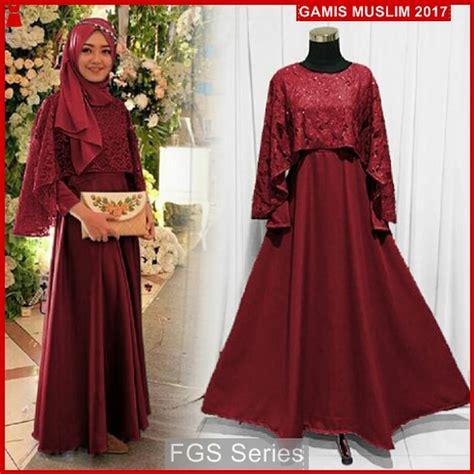 baju gamis muslim bmgshop terbaru paling modis dan modern