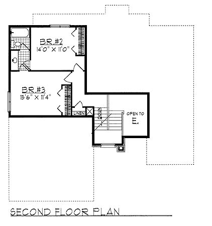 House Plan 73272 Traditional Style with 1987 Sq Ft 3