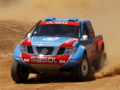 Nissan Navara 4k Wallpapers by Nissan Navara Rally Car D40 2006 10 Wallpapers 2048x1536