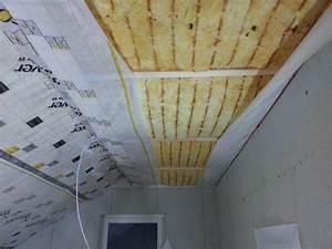 Decke Von Innen Dämmen : d mmung der decke im obergeschoss wir bauen dann mal ein ~ Lizthompson.info Haus und Dekorationen