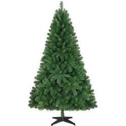 holiday time unlit 6 5 jackson spruce artificial christmas tree walmart com