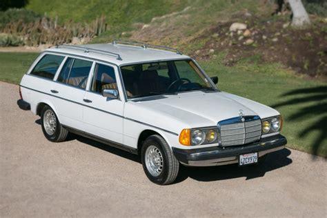 Mercedes-Benz W123 For Sale - BaT Auctions
