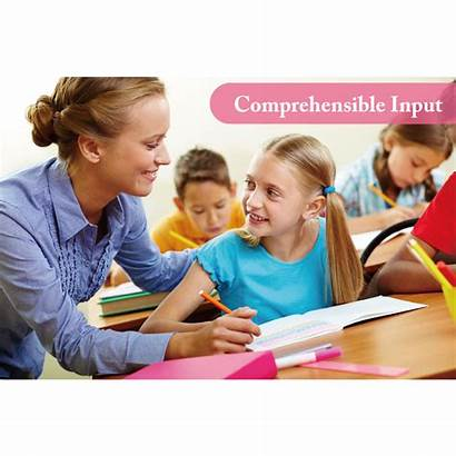 Acquisition Learning Language Input Comprehensible