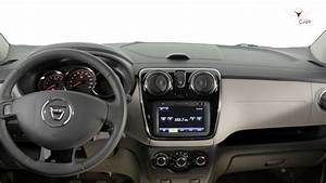 2013 Dacia Lodgy - Interior