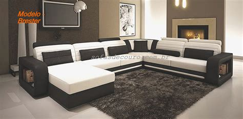 sofa sob medida couro sof 225 s de couro conhe 231 a sua hist 243 ria e diferen 231 as entre