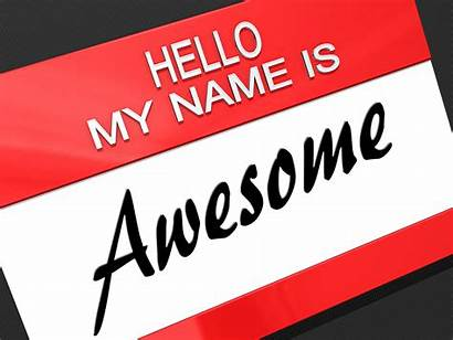 Awesome Being Job Hello Why Actor Advertisement