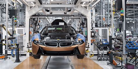 Bmw Expands Leipzig Factory To 200 Bmw I Models Daily