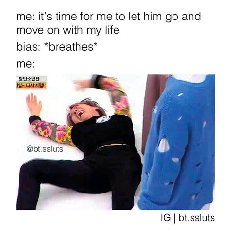 Bt Meme - 7 646 likes 408 comments bts memes bt ssluts on instagram q who was your first bias