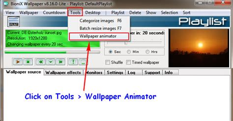 How To Use Animated Wallpaper Windows 10 - 5 steps to set animated gif wallpaper on windows 10