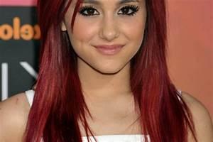 Ariana Grande Rote Haare : dunkelrote haare wirken besonders charmant ~ Frokenaadalensverden.com Haus und Dekorationen