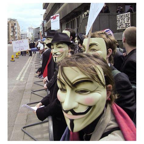 Maska Anonymous | megadárky.cz