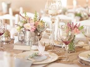 decoration de table mariage deco table mariage