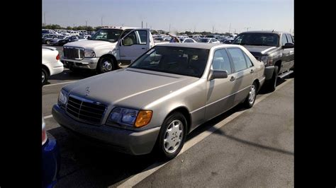 free car repair manuals 1993 mercedes benz 500sel auto manual 1993 mercedes benz 500sel w140 start up quick tour rev with exhaust view 77k youtube