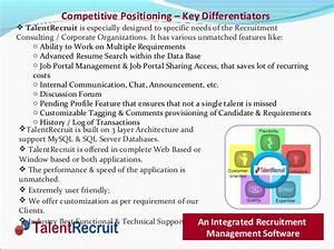 Recruitment Software- TalentRecruit: Industry's Best ...