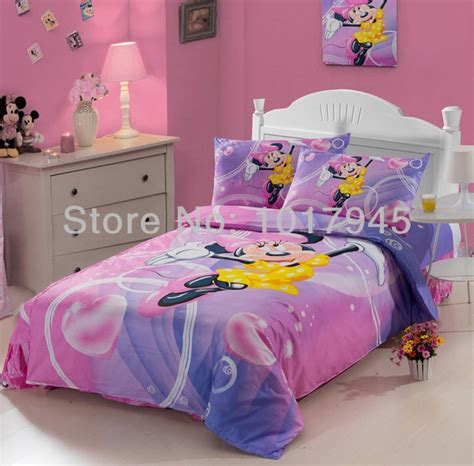 Minnie Mouse Bedroom Decor Canada by Minnie Mouse Bedding Sets Promotion Shopping For