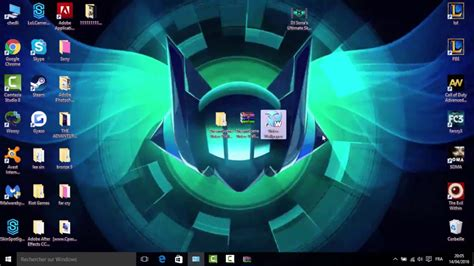 Win 10 Animated Wallpaper - how to make dj sona animated wallpaper windows 7 8 10