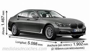 Longueur Bmw Serie 3 : medidas y dimensiones de coches marca bmw ~ Maxctalentgroup.com Avis de Voitures