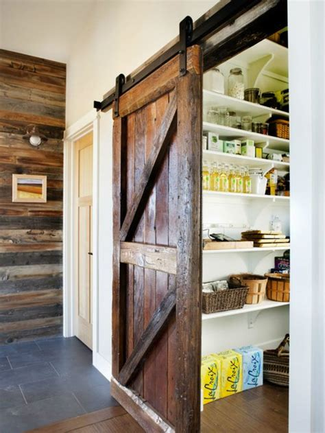 Decorative Barn Doors - rolling barn door home design ideas pictures remodel and