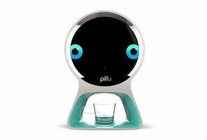 Robot Assistant Personal Health Psfk Medical Medication