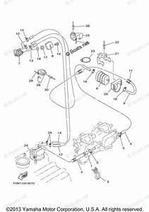 Yamaha Waverunner Parts 2000 Oem Parts Diagram For Fuel