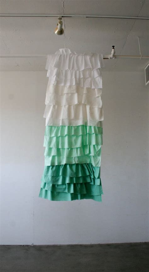 diy ruffle shower curtain how to make curtains