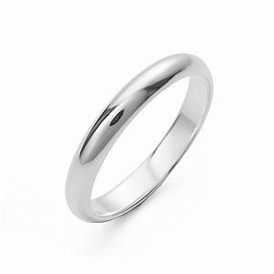 Classic Sterling Silver Wedding Band Eve39s Addiction