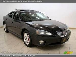 Black - 2005 Pontiac Grand Prix Gtp Sedan