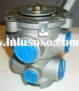 E-6 Foot Brake Valve With Treadle  For Sale