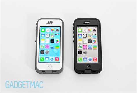 iphone 5c cases lifeproof lifeproof nuud iphone 5c waterproof review gadgetmac 2876