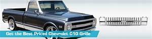 Chevrolet C10 Grille - Grill - Action Crash T-rex