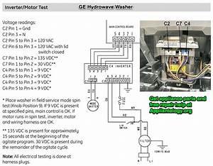 Ge Washer Motor Wiring Diagram