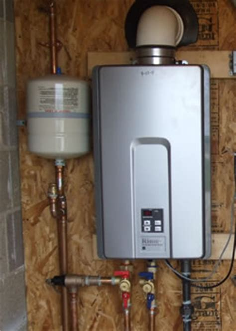 tankless water heater installer  greater boston area