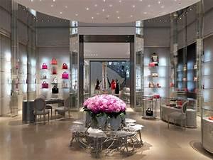 Dior Taipei 101 flagship store by Peter Marino, Taipei