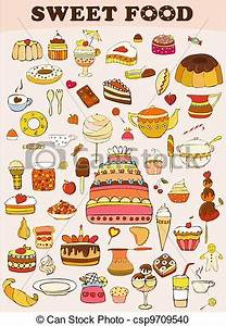 Food Sweet Clipart - Clipart Suggest