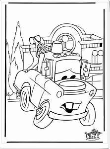 Ausmalbilder Cars Kostenlos