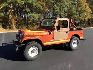 1980 Cj7 Jeep Renegade