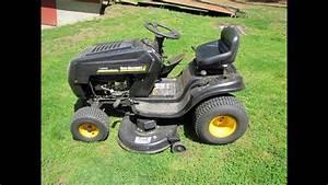 35 Yard Machine Riding Lawn Mower Belt Diagram