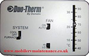Thermostat Duo-therm Dometic