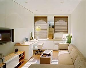 Small condo interior design ideas living room modern for Stylish small space interior design ideas