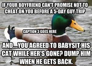 Actual Advice Mallard memes | quickmeme