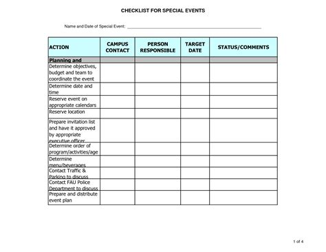 How To Plan An Event Template by Planner Template Event Planning Budget Excel