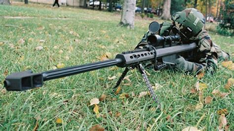 50 Bmg Range by M107 50 Caliber Range Sniper Rifle Pictures