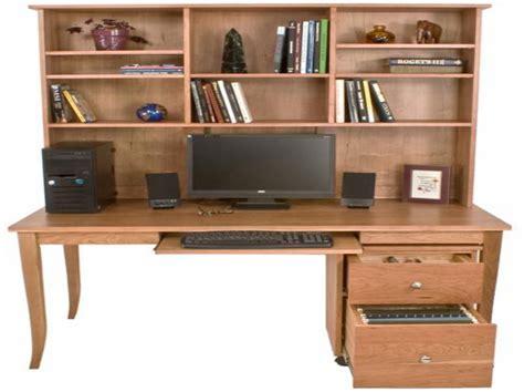 computer desk with bookshelf furniture computer desk bookshelf with regular design